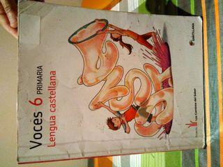 libro de 6 de primaria