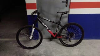 Bicicleta de monte