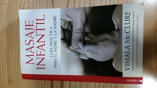 Libro sobre masaje infantil