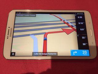 SE INSTALA GPS TOMTOM TABLET