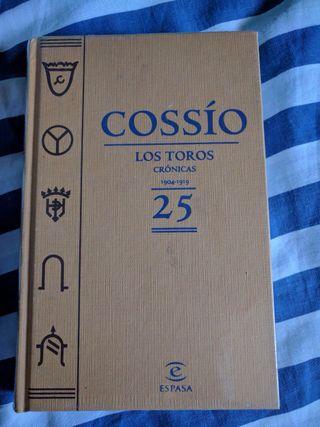 Cossío, Los Toros, Tomo 25
