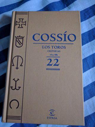 Cossío Los Toros, Tomo 22