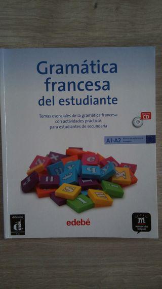 Libro escolar francés sin usar