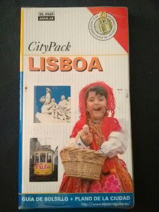 Guía y mapa Lisboa