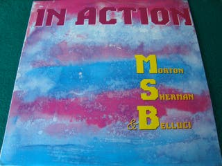 "MORTON SHERMAN & BELLUCI.- MAXI SINGLE VINILO 12""."