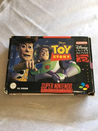 Toy Story - Super Nintendo
