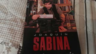 libro,juaquin sabina versos satiricos