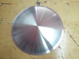 """tapacubos de aluminio 14"""" hot rod marca eelco"""
