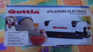 afiladora eléctrica uso doméstico