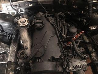Škoda Fabia 1.9td 130