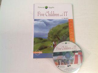 Five Children and It Lectura en inglés + Audio CD
