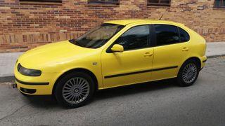 Seat Leon 2002. 1.9 TDI 150 cv, 6 velocidades