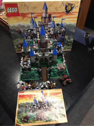 Lego King Leo's Castle 6098