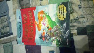 Libro infantil Geronimo Stilton