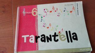 Libro Texto Musica 6°