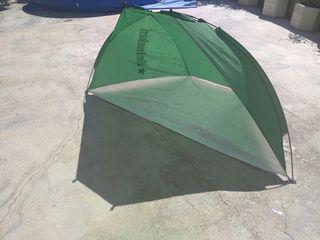 Refugio tienda playa verde