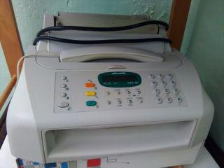 Fax, copiadora Olivetti OFX180