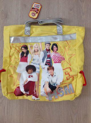 Bolso Juvenil Disney High School Musical Nuevo