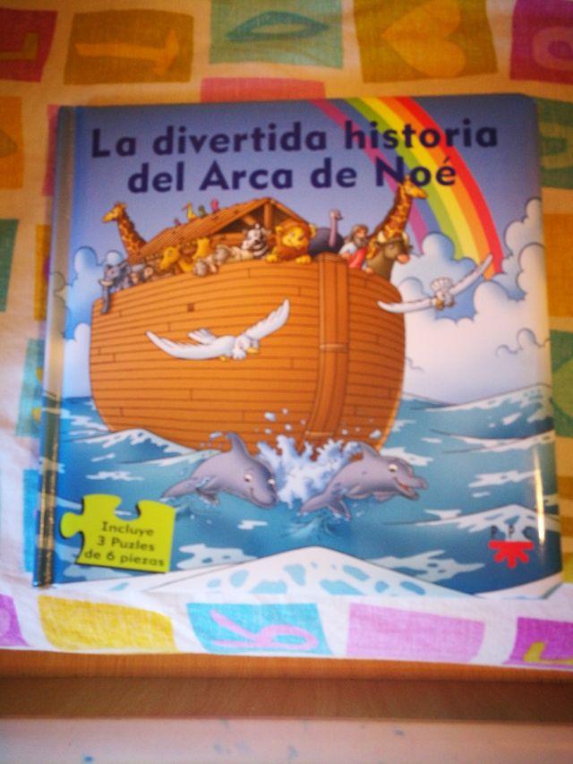 Libro Arca de Noe