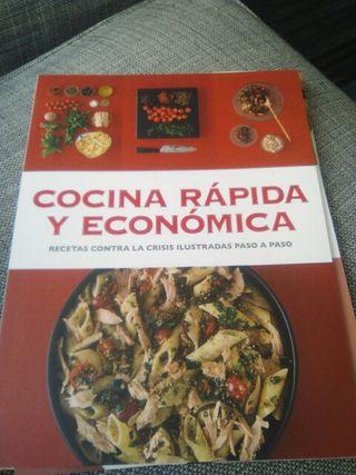 Cocina Rapida y Economica