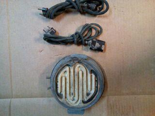 Hornillo electrico
