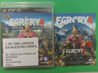 Farcry 4 Ps3 PAL Playstation 3