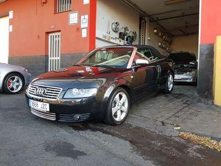 Audi A4 2.5 tdi cabrio s-line