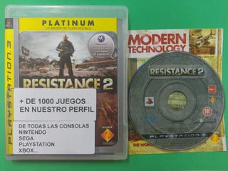 Resistance 2 ps3 PAL Playstation 3