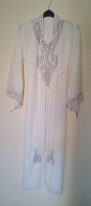 vestido marroqui de fiesta