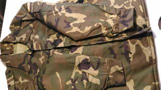 uniforme invierno nuevo