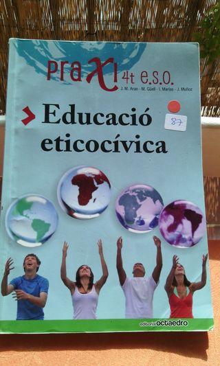Educació Eticocitiva 4 Eso