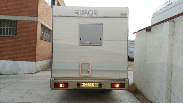 Ford Transit Rimor 1997 2.5D