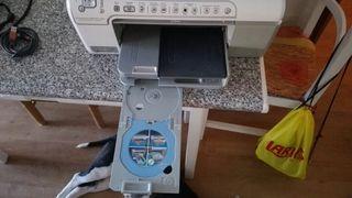 impresora,escáner y fotocopiadora
