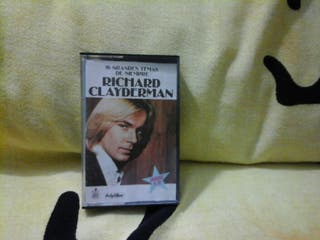 Cinta de cassete de RICHARD CLAYDERMAN