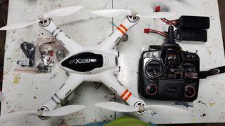 dron walkera 350pro