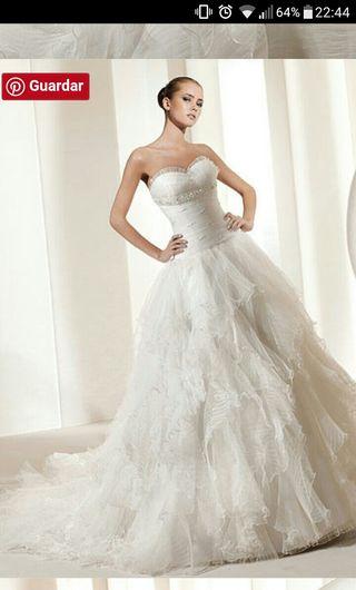 vestido de novia cortos de segunda mano en torremolinos en wallapop