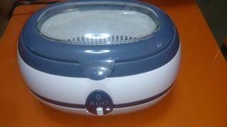 Cubeta limpieza de ultrasonido