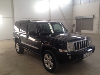 Jeep Commander 2010 overland