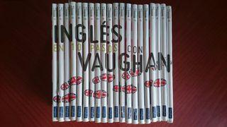 Curso de inglés Vaughan completo