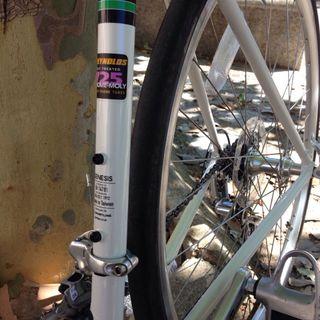 Bicicleta Carretera Genesis Campagnolo.