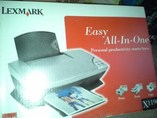 impresora lexmark x1190