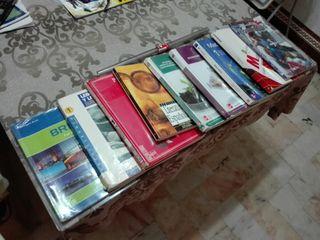 Lote de libros para Bachillerato