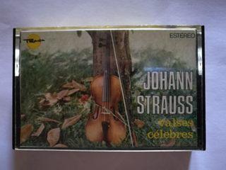 Cassette Johann Strauss