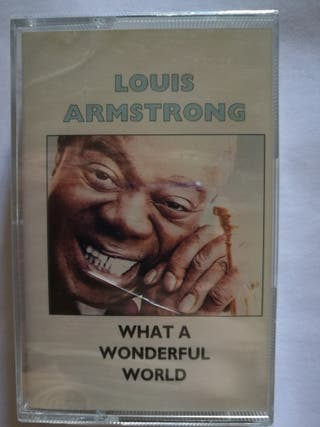 Cassette Louis Armstrong