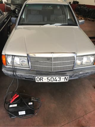 Despiece Mercedes benz 190E
