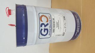 Aceite hidráulico horquilla suspensión.