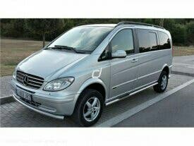 Mercedes-benz Viano 4Matic