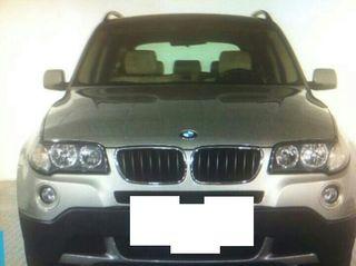 BMW X3 2009 tapicería color beige