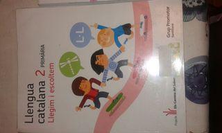 Libro segundo primaria