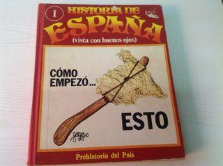 Historia de España (vista con buenos ojos)
